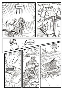 8 muses comic Naruto-Quest 2 - The Princess Knight! image 13