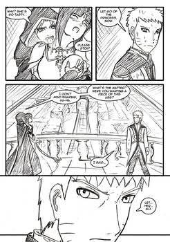 8 muses comic Naruto-Quest 2 - The Princess Knight! image 5
