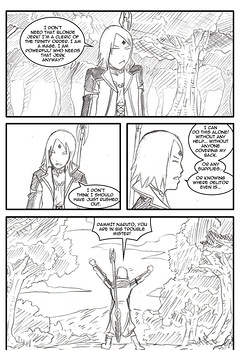 8 muses comic Naruto-Quest 3 - The Beginning Of A Journey image 14