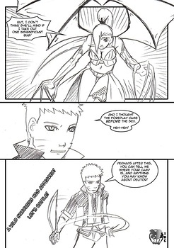 8 muses comic Naruto-Quest 3 - The Beginning Of A Journey image 20