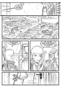 8 muses comic Naruto-Quest 3 - The Beginning Of A Journey image 3