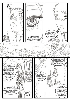 8 muses comic Naruto-Quest 3 - The Beginning Of A Journey image 9