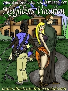 Neighbors Vacation hentaicomics