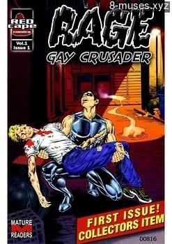 Rage Gay Crusader 1 8muses porn