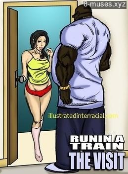 Runnin A Train 3 xxxcomics