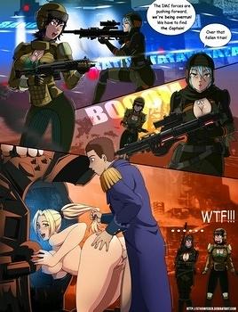 8 muses comic Secret Area image 10