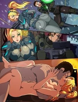 8 muses comic Secret Area image 5