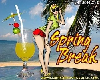 Spring Break xxxcomics