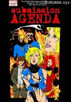 Submission Agenda 5 – The Invisible Woman Porn Comix