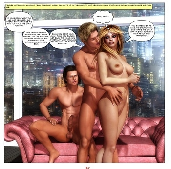 3 д секс комиксы