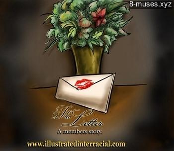 The Letter Cartoon Sex Comic