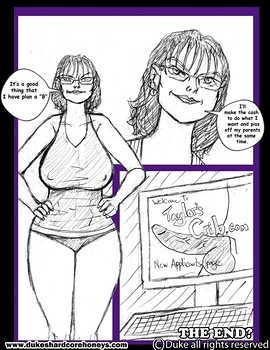 8 muses comic The Proposition 1 - Part 8 image 14