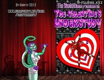 The Valentine's Understudy Porn Comix