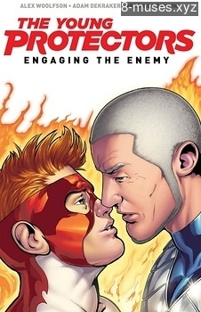 The Young Protectors – Engaging The Enemy 0 Porn Comix