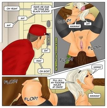Порно комиксы три дня в чикаго фото