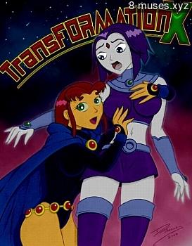 TransFormation X Sexual Comics