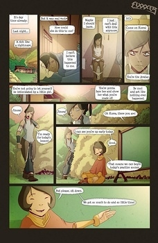 8 muses comic Under My Thumb image 12