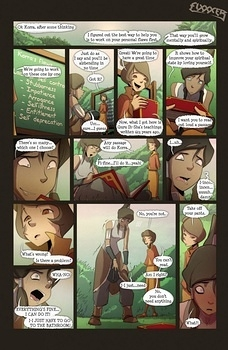 8 muses comic Under My Thumb image 13