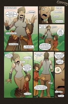 8 muses comic Under My Thumb image 14