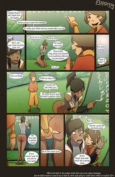 8 muses comic Under My Thumb image 18