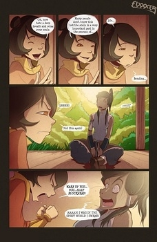8 muses comic Under My Thumb image 3