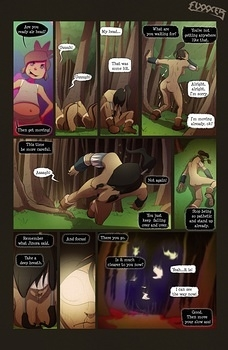 8 muses comic Under My Thumb image 32