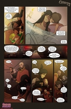 8 muses comic Under My Thumb image 49