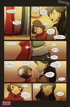 8 muses comic Under My Thumb image 54