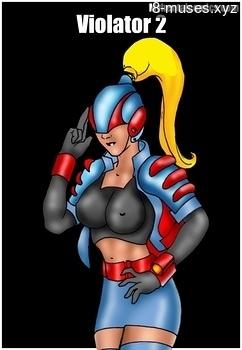 Violator 2 Cartoon Sex Comic