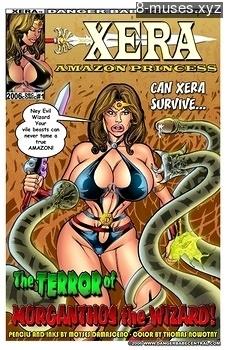 Xera Amazon Princess – The Terror Of Morghantos The Wizard Anime Porn Comics
