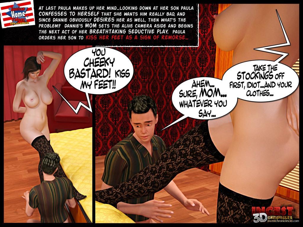 порно в чулках комиксы