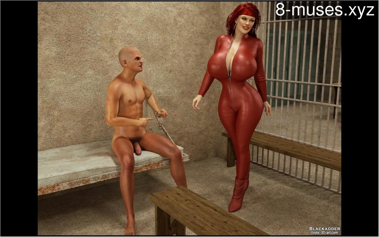 Женская тюрьма сексуальная игра