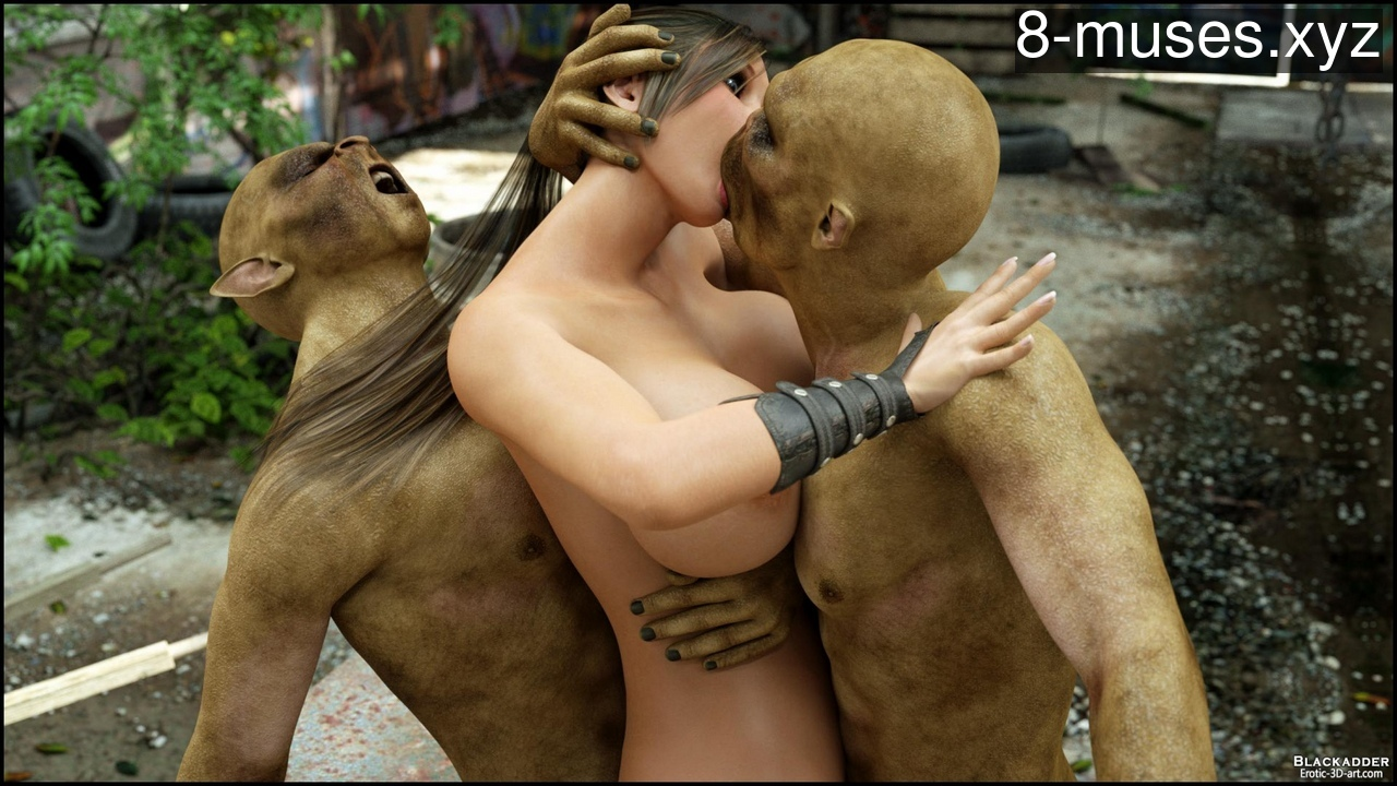 Anh hentai 3d human and monster nude gallery
