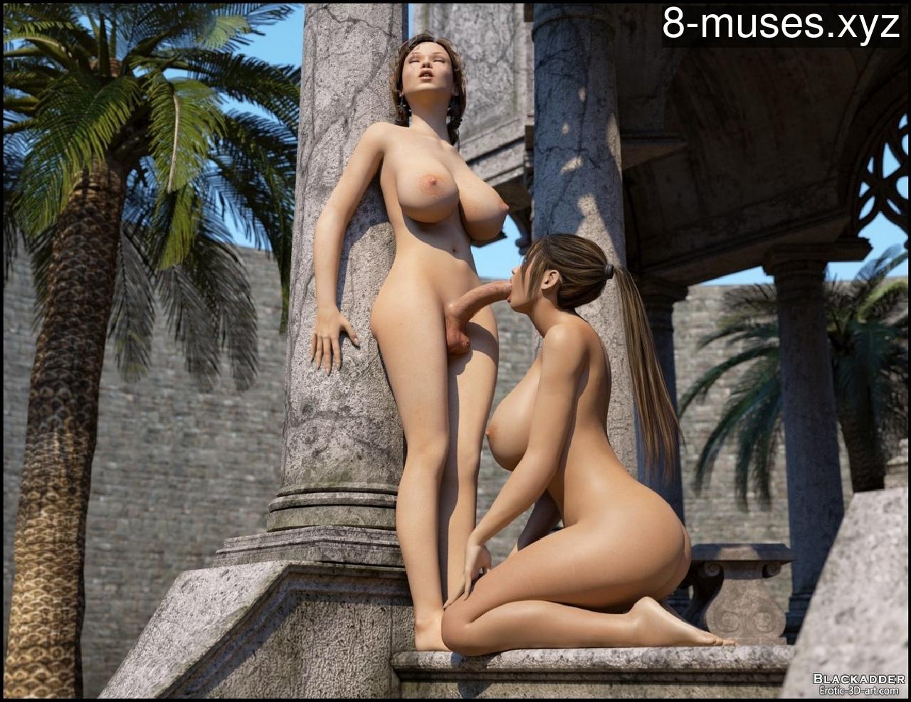 Erotic3d adult scene