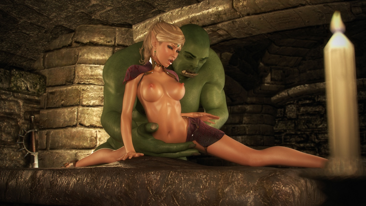 Naked dark elf pussy porn picture