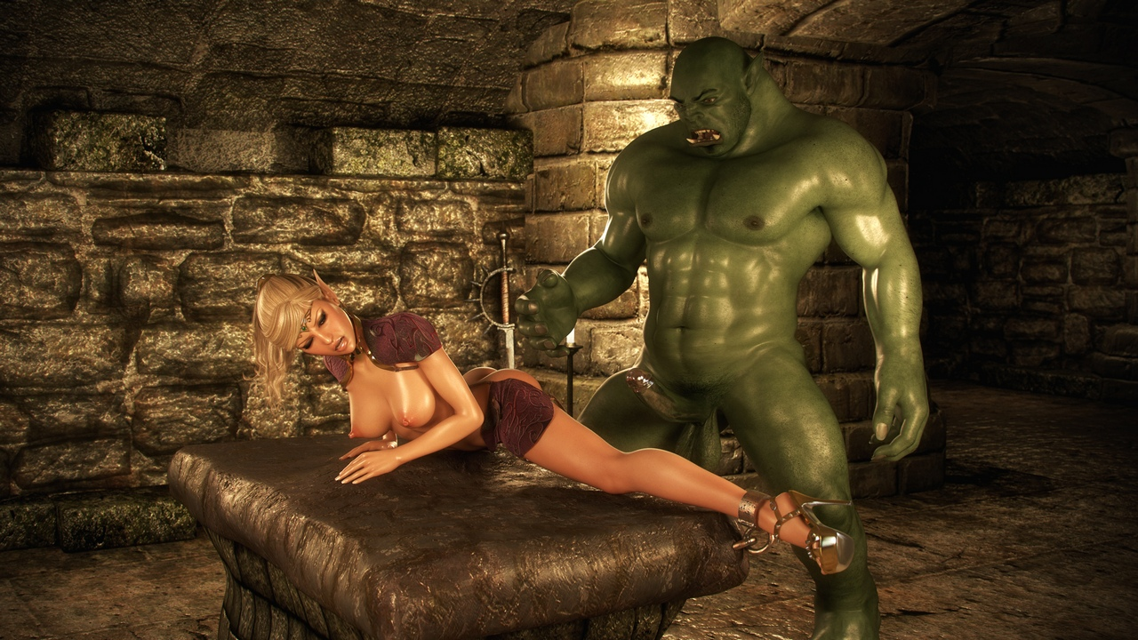 Monster's dungeon sex scene real xxx film
