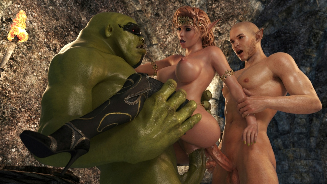 лесной порно эльфийки онлайн 3д секс мультфильмы