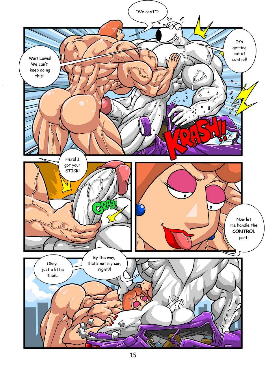 fanatixxx 4   muscle madness 2 xxx  ic   8 muses sex comics