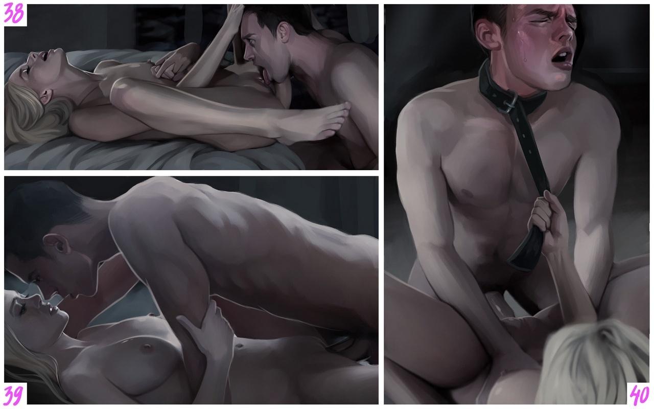 Реалистичный домашний секс фото 638-642