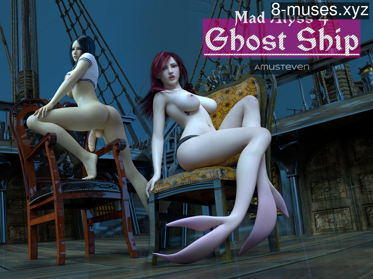 Ghost 3d porn photos smut toons