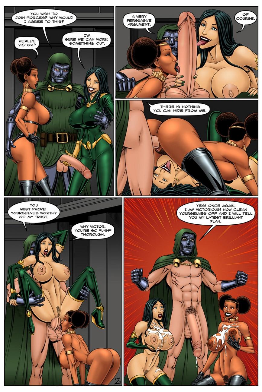 Free Sex Xnxxx with marvel minis comic book porn - 8 muses sex comics
