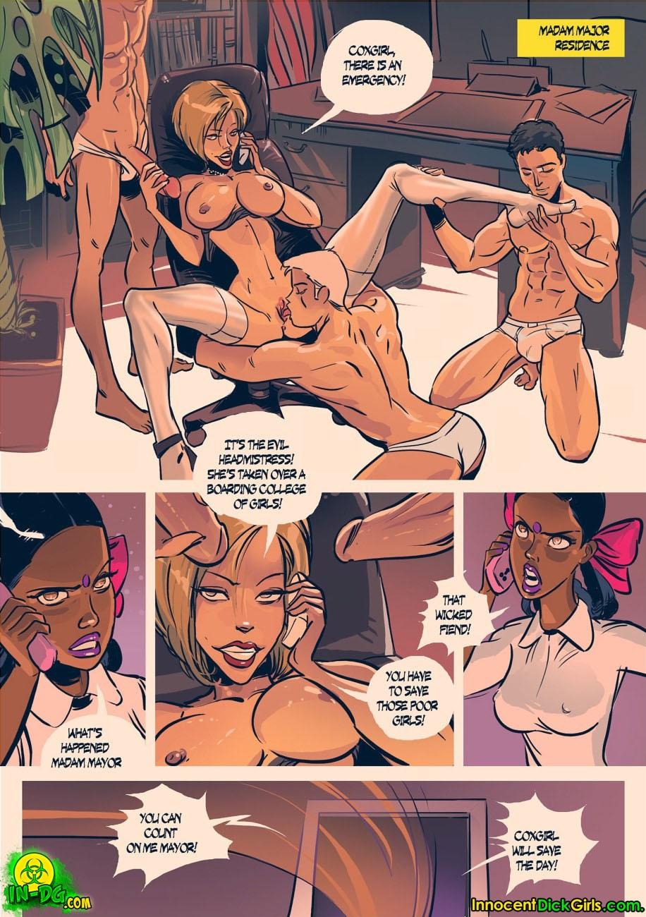 Interview With A Dickgirl Stunning save me, coxgirl erotica comics - 8 muses sex comics