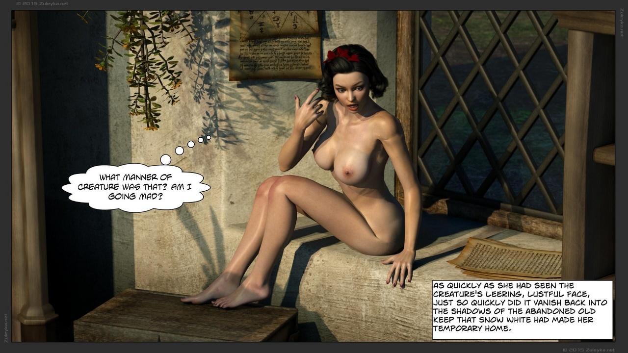 3d snow white hd porn xxx image