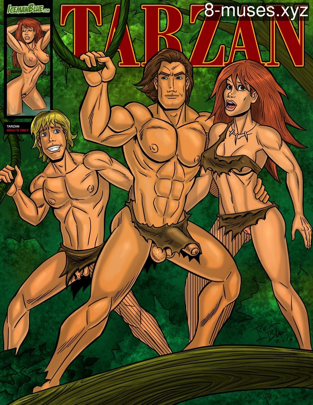 Gay Sexy Comics