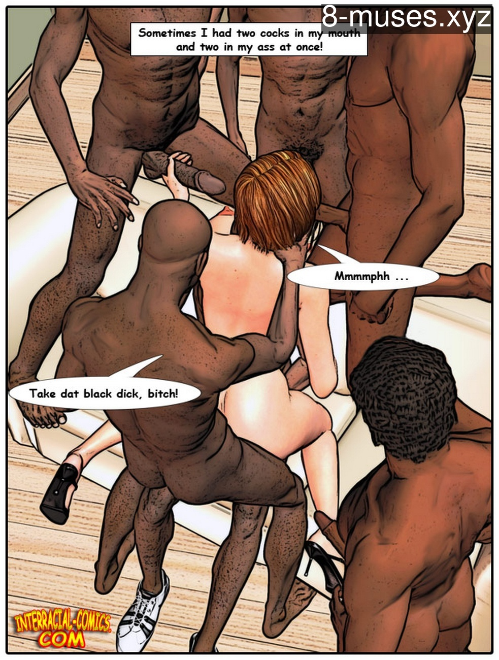 Free sex comic galleries