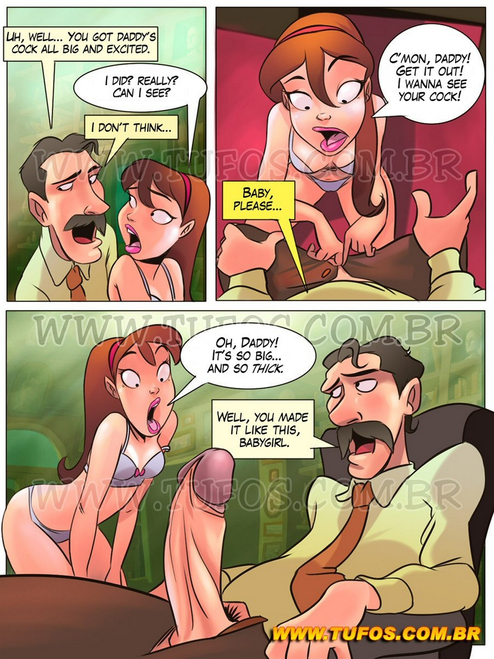 porno-komiksi-papa-i-doch