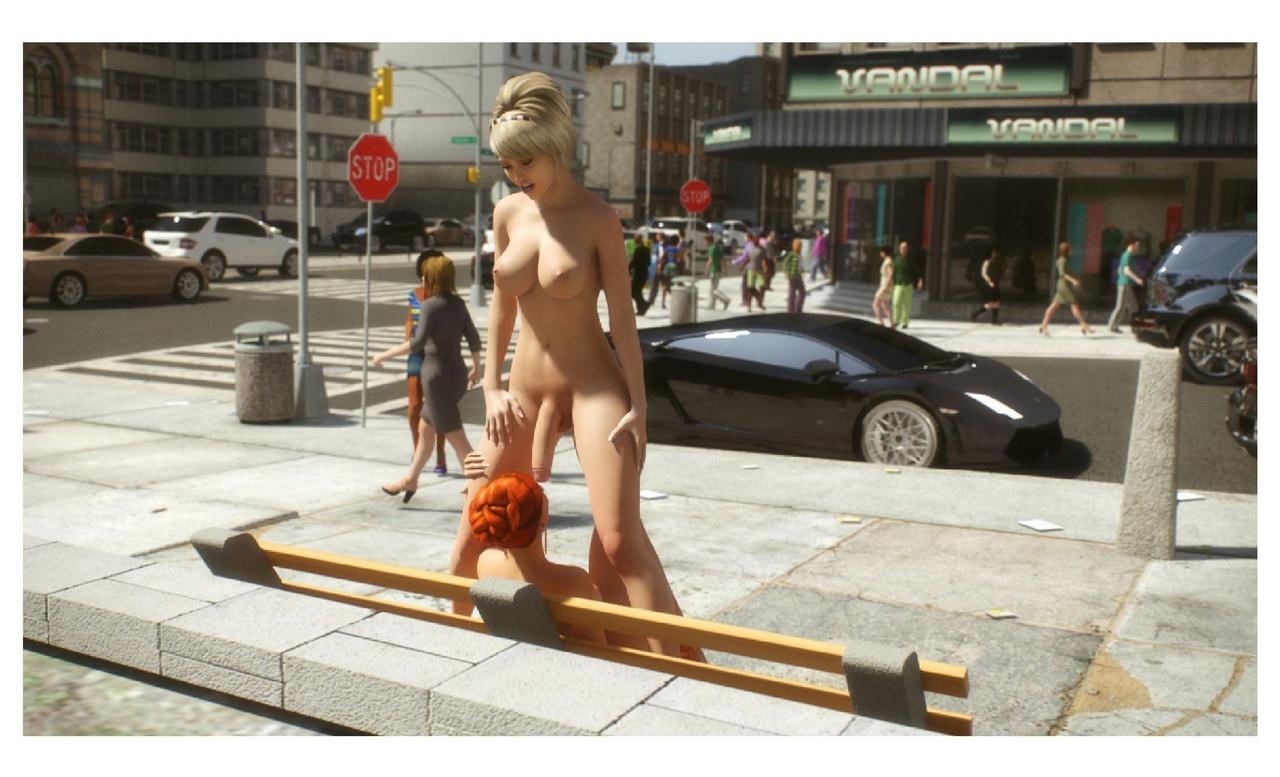 Досуге порно посреди улицы считаю