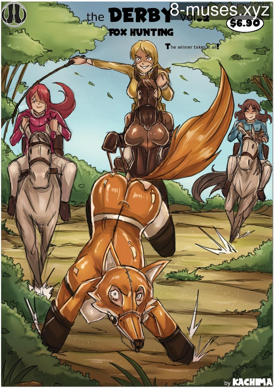 Anime Porn Comics derby 2 - fox hunting anime porn comics - 8 muses sex comics