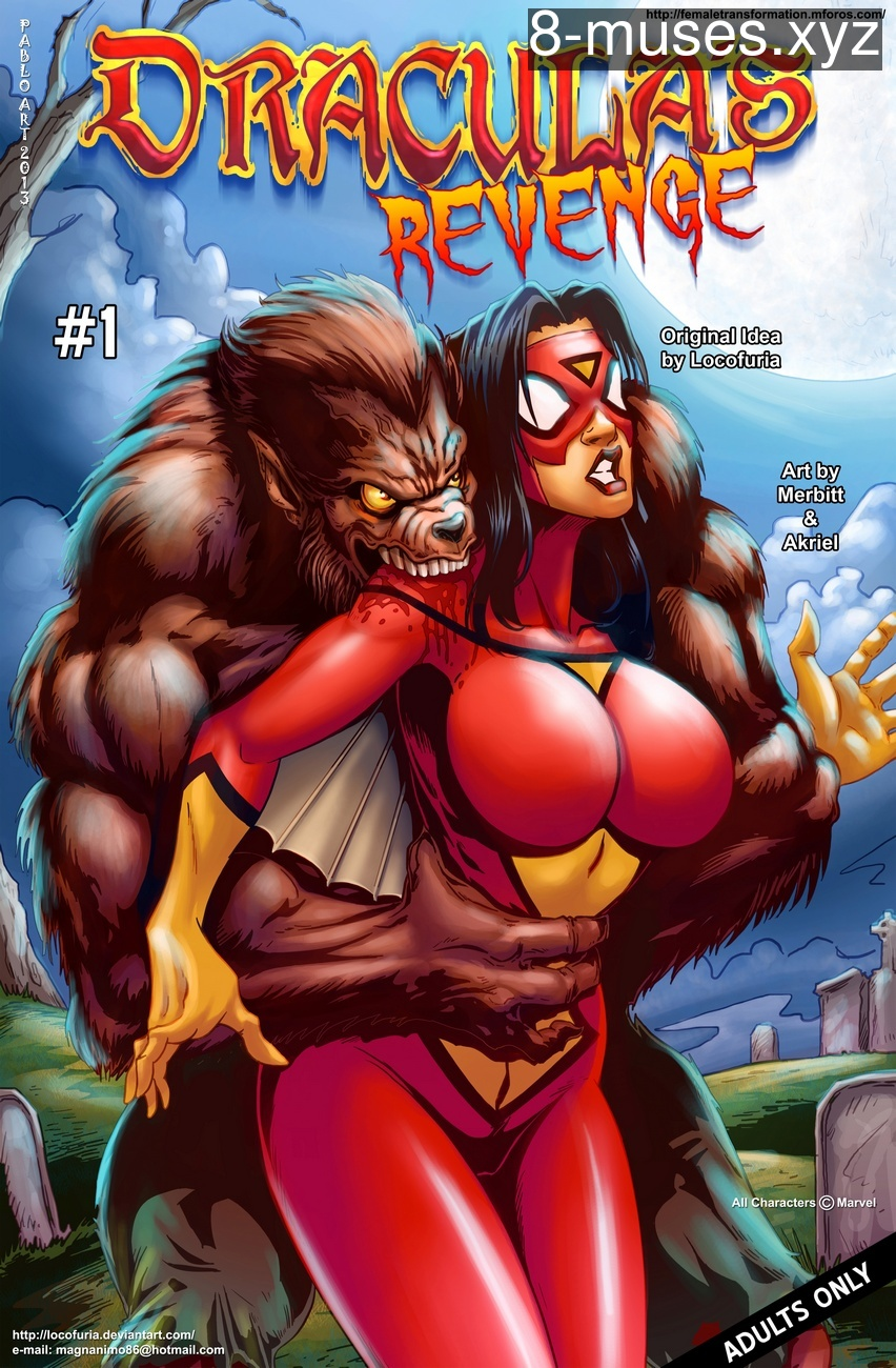 8 Comics Porn dracula's revenge comics porn - 8 muses sex comics