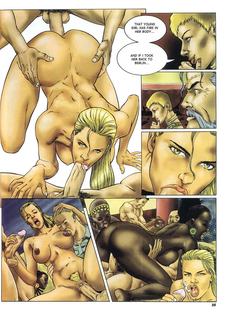 Все порно мультик амазонки